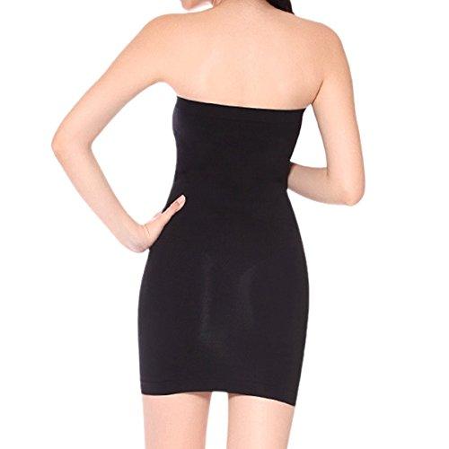 Shymay Women's Full Body Slip Shaper Seamless Slimming ...