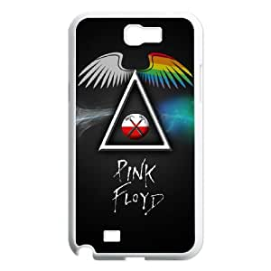 Samsung Galaxy N2 7100 Cell Phone Case White Pink Floyd MS4617674