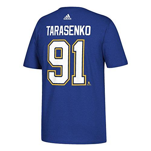Vladimir Tarasenko St. Louis Blues Adidas NHL Men's Blue Player T-Shirt