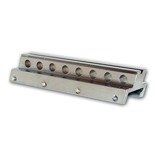 98 Rail Sight Model - Tippmann Model 98 Pro Custom 98C Gun Raised Deluxe Slotted Dovetail Sight Rail
