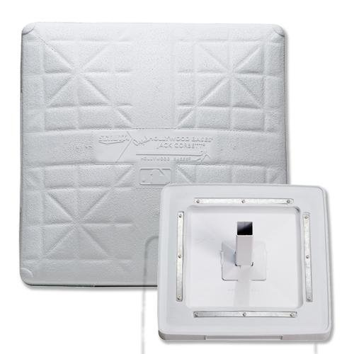 Sport Supply Group 1036930 Original Hollywood Bases - Baseball And Softball Home Plates by Schutt