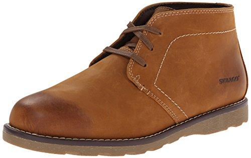 Sebago Men's Reese Chukka Boot, Tan, 11 M US (Shoes Tan Sebago)