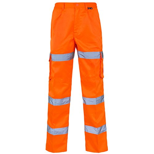 COMBAT TROUSERS SAFETY COTTON BOTTOM