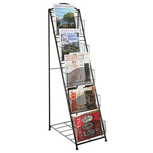 Freestanding Magazine Professional Brochure Display