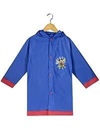 Little Boys' Mickey Mouse ClubHouse Waterproof Outwear Hooded Rain Slicker - Toddler
