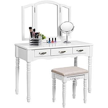 Amazon Com Bobkona F4071 St Croix Collection Vanity Set