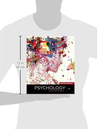 Psychology: Themes and Variations, 9th Edition by Cengage Learning (Image #2)