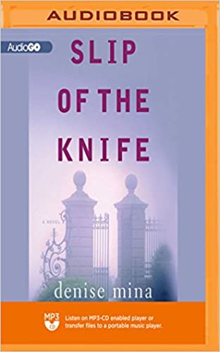 Amazon.com: Slip of the Knife (The Paddy Meehan Series ...