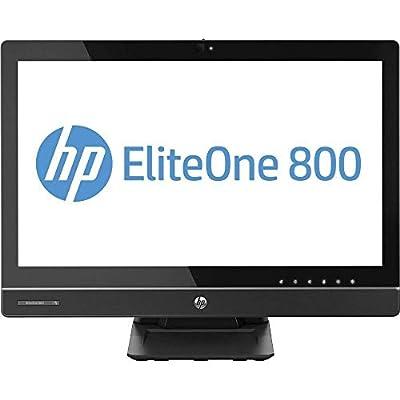 "HP EliteOne 800 G1 23"" All-in-One PC - Intel Core i5-4570S 2.9GHz 8GB 500GB DVDRW Windows 10 Professional (Certified Refurbished)"