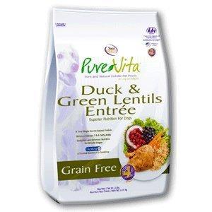 PureVita Grain Free Duck Dog Food 25lb by PureVita Grain Free Duck Dog Food