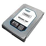 HGST Ultrastar He8 | HUH728080ALN600 | 0F23662 | 8TB 7200 RPM 128MB Cache SATA 6.0Gb/s 3.5in Helium Platform Enterprise Hard Drive Bare Drive (Renewed) , 1 Year Warranty