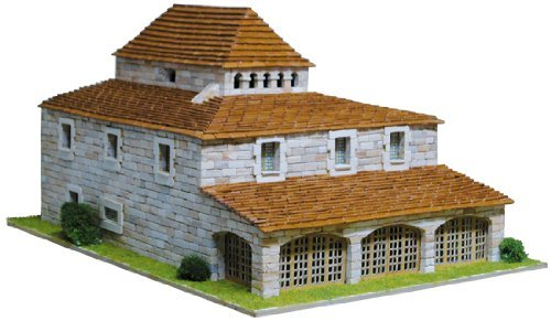 Bara's Masia Model Kit by Aedes-Ars