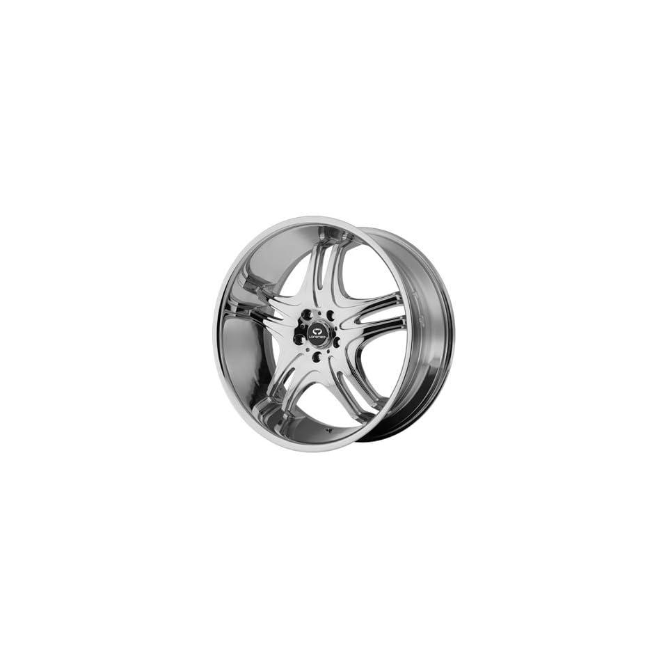 Lorenzo WL31 Wheel with Chrome Finish (20x10/5x112mm)