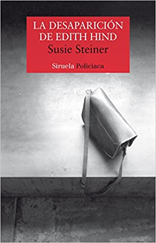 La desaparición de Edith Hind, Edith Steiner 413BdsZl9YL._SX320_BO1,204,203,200_