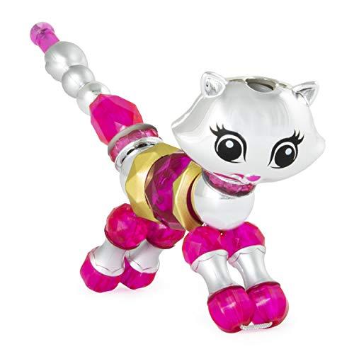 Twisty Petz - Frilly Kitty - Make a Bracelet or Twist into a -