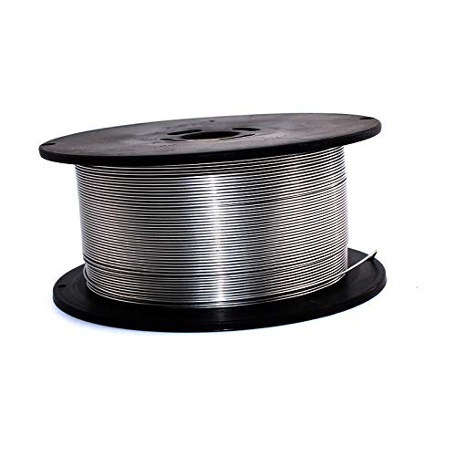 (Welding Nozzles|Flux Cored Welding Wire/Solder Wire Gas Protection 0.8mm/1.0mm Welding Machine Tools/Accessoies/Carbon Steel 0.5Kg|by ATUKI|)
