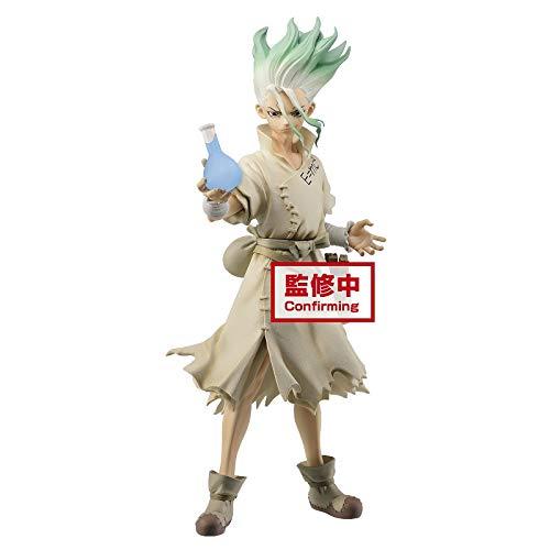 Banpresto Dr.Stone Figure of Stone World Senku Ishigami from Banpresto