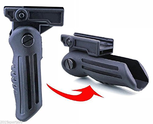 Foregrip Paintball - Luctipe Tactical Angled, Foldable, Folding, Bipod Handle System (x#3)