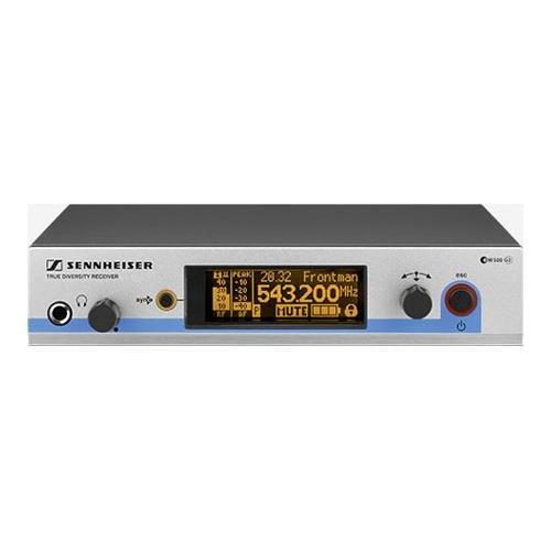 Sennheiser EM 500 G3 - Rackmountable True Diversity Wireless Receiver - A Range (516-558 MHz) by Sennheiser