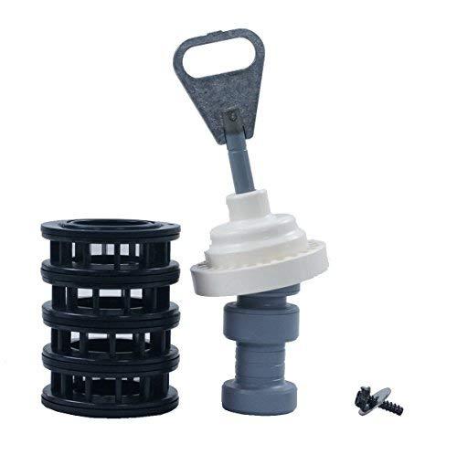 Fleck 5600 Filter Piston Rebuild Kit (Fleck Replacement Parts 60102-10 & 60125) ()