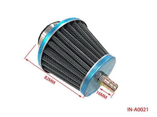 - 35mm EPA Approved Air Filter for 50cc 70cc 90cc 110cc 125cc 150cc ATV Quad Dirt Bike Pit Bike Dune Buggy 4 Wheeler
