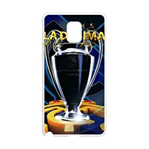 Personal Customization lAdECIMA crystal trophy Cell Phone Case for Samsung Galaxy Note4