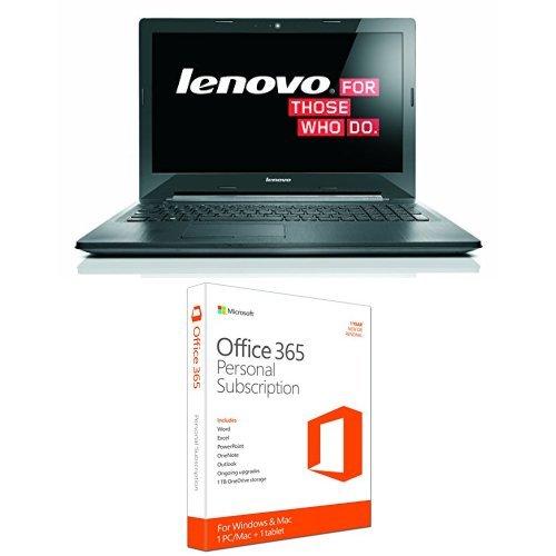 Lenovo G50-70 + Office 365: Amazon co uk: Computers