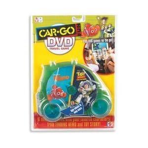 DVD car games