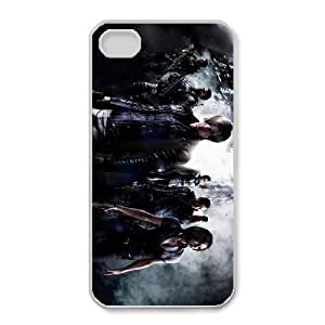 iphone4 4s Phone Cases White Resident Evil EWD900654
