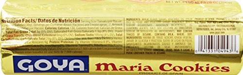 Goya Foods Maria Cookies, 7 oz by Goya (Image #1)