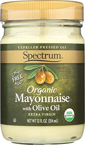 Spectrum (NOT A CASE) Organic Mayonnaise with Olive Oil