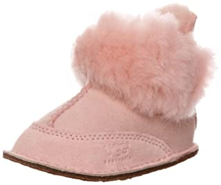 f07deca91d4 UGG Kids Girls' Boo (Infant), Baby Pink, MD (US 4-5 Toddler) M ...