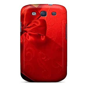 Hot Tpye Heart Case Cover For Galaxy S3