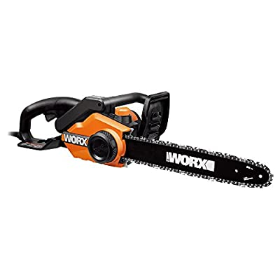 WORX 18 in. 15 Amp Chain Saw