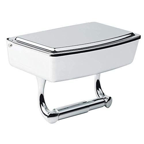 Delta Df704pc Bath Hardware Accessory Toilet Paper Holder