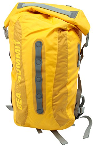 Sea to Summit Carve 24L Mochila Amarillo