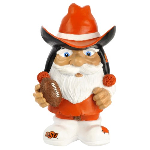Oklahoma State Cowboys Mad Hatter Gnome