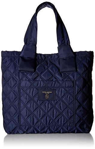 Marc Jacobs Women's Nylon Knot Tote, Midnight Blue by Marc Jacobs