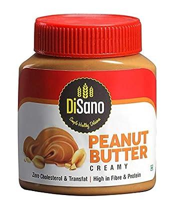 Disano Peanut Butter Creamy Jar, 1kg