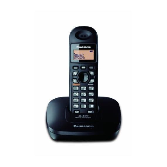 Panasonic KX-TG3611BXB Cordless Phone