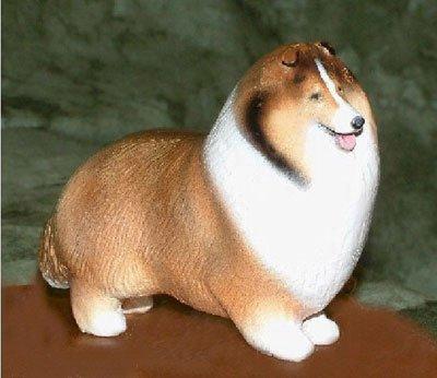 Shetland Sheepdog Figurine (Ron Hevener Shetland Sheepdog Figurine)