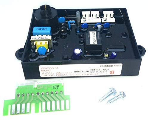 Atwood 91226 RV Water Heater Control Circuit Board