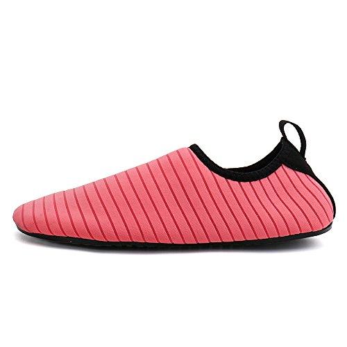 Natation Sports La Unisexe De Pour Maison Swisswell Yoga Rapide Slipper Plage Surf Chaussures Barefoot Rose Nautiques Schage Chaussettes Aqua Maillots Bain Shoes qfdx8wYv