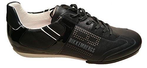 Bikkembergs , Herren Sneaker schwarz schwarz