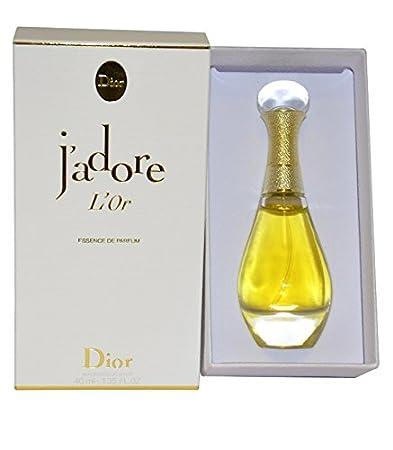 7fec693c Dior Jadore L'or Essence De Parfum Spray for Women by Christian Dior, 1.35  oz.
