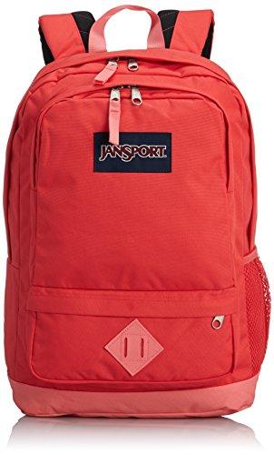 JanSport All Purpose Backpack - Coral Sparkle / 18