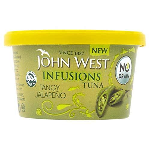 (John West Tuna Infusions Jalapeno 80g)