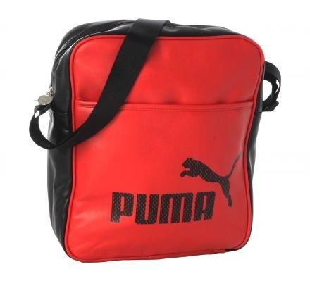 PUMA Borsa Messenger 069666 04 Rosso 9 liters