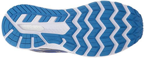 Homme 3 Iso Bleu Course de Saucony Silver Triumph Chaussures Blue PFZEwxqY
