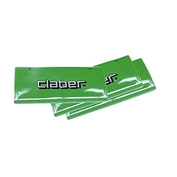 Claber 8904 Verde 10pieza(s) bolsa plástica - bolsas de plástico (10 pieza(s), 360 mm, 1100 mm, 360 mm): Amazon.es: Jardín